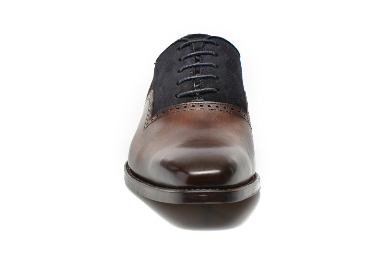 Snøresko Marvin&Co Luxe Welnaith Brun se skoene på