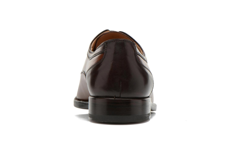 Chaussures à lacets Marvin&Co Luxe Welson Marron vue droite