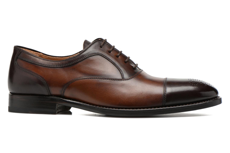 Zapatos con cordones Marvin&Co Luxe Wonried - Cousu Blake Marrón vistra trasera