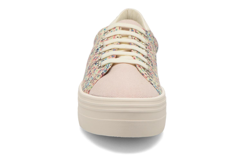 Baskets No Name Plato Sneaker Meadow Palavas Multicolore vue portées chaussures