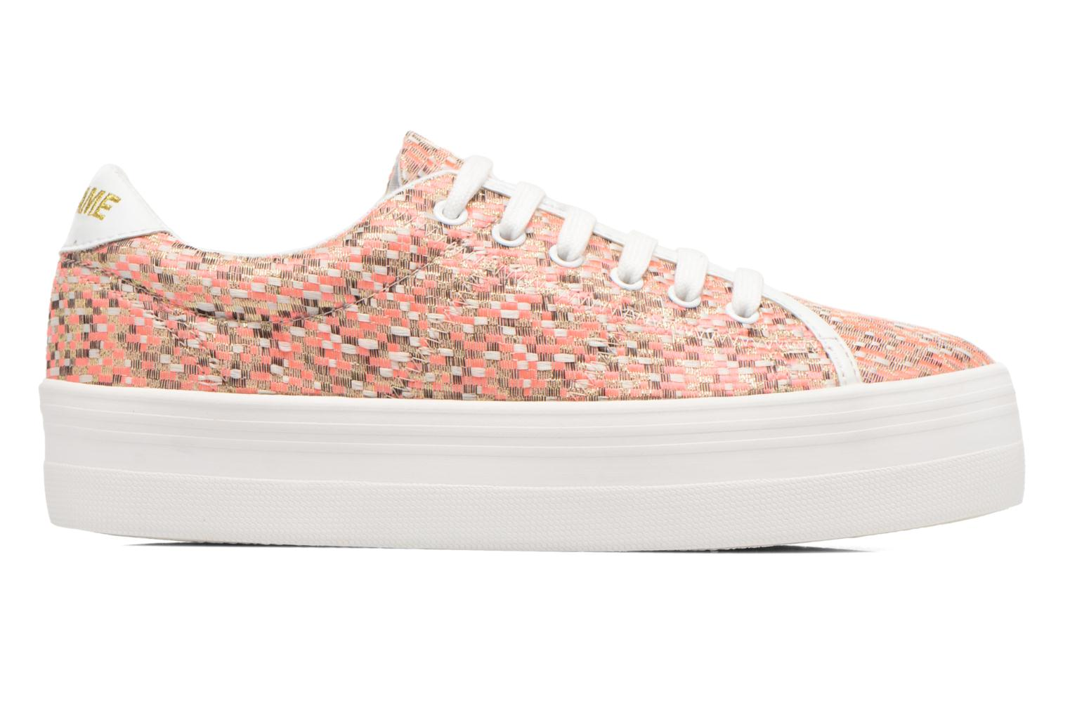 Trainers No Name Plato Sneaker Square Pink back view