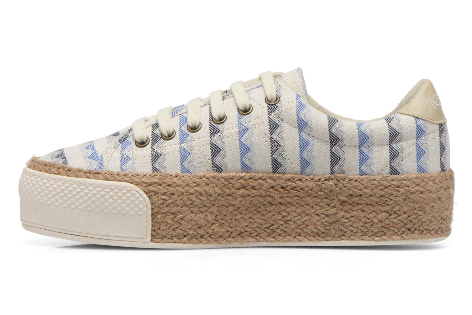 Trainers No Name Sunset Sneaker Desperadp Multicolor front view