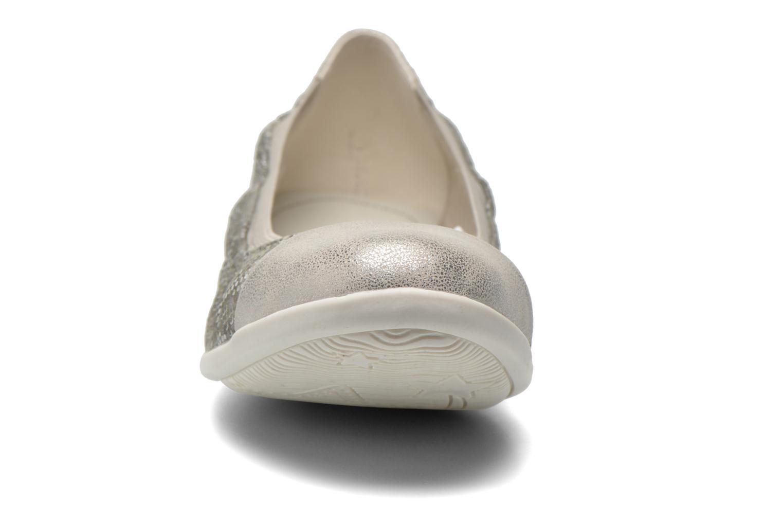 Ballet pumps Dockers Snake Grey model view