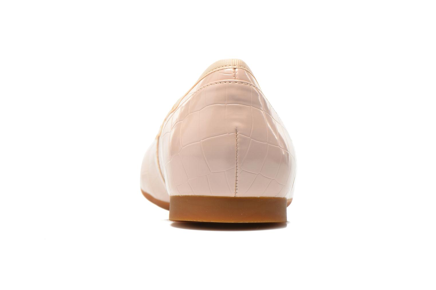 Ballerines Clarks Couture Bloom Rose vue droite