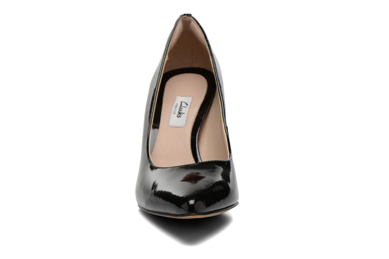 High heels Clarks Dinah Keer Black model view
