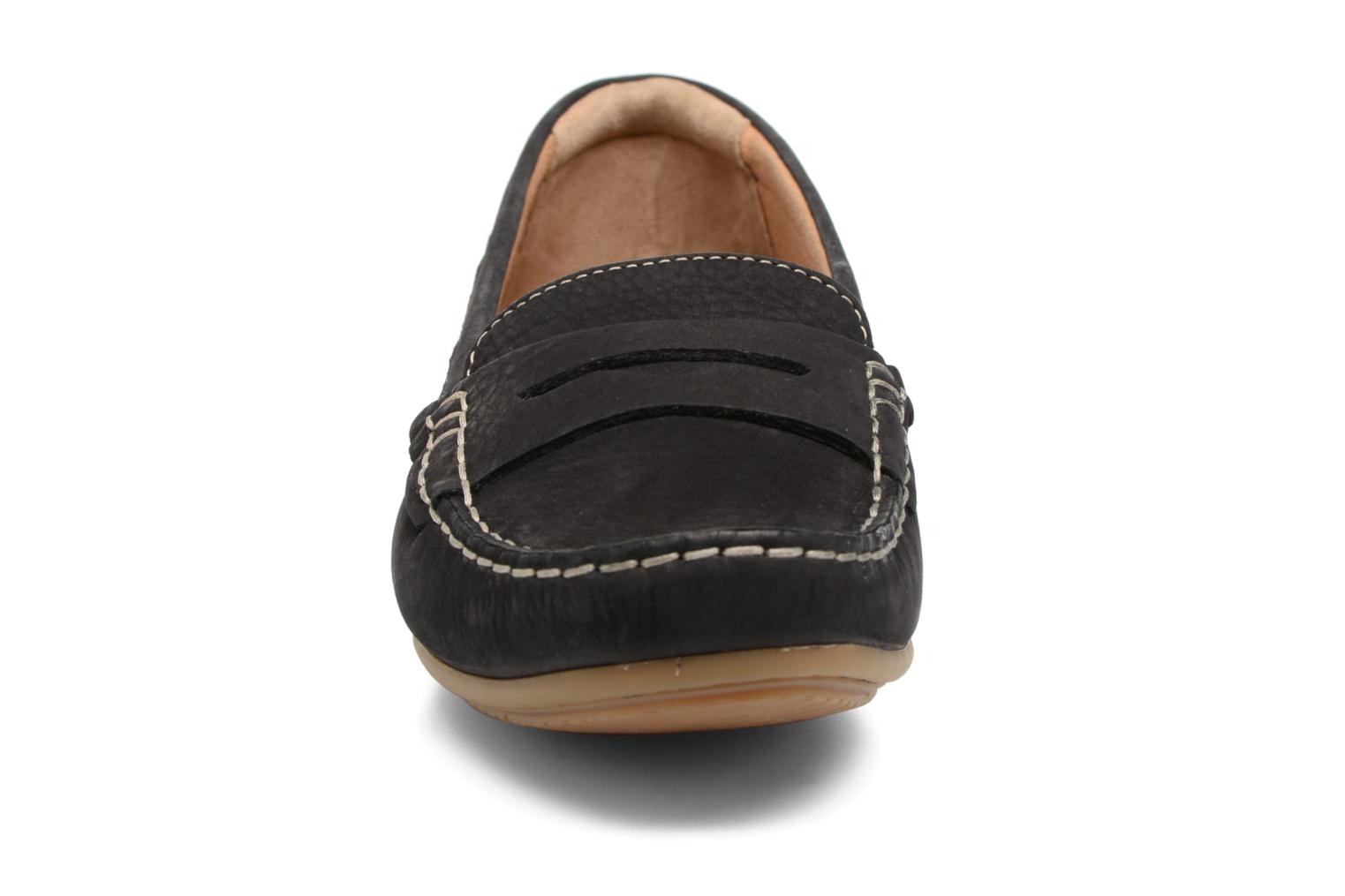 Mocassins Clarks Doraville Nest Zwart model