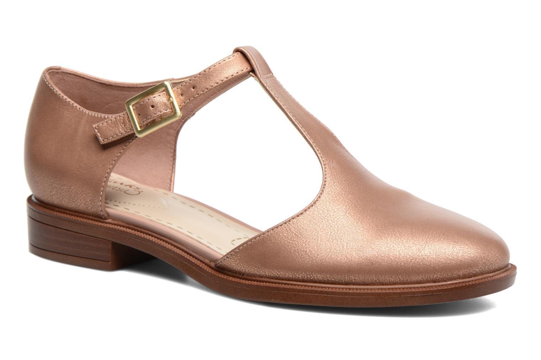 Zapatos promocionales Clarks Taylor Palm (Rosa) - Bailarinas   Descuento de la marca