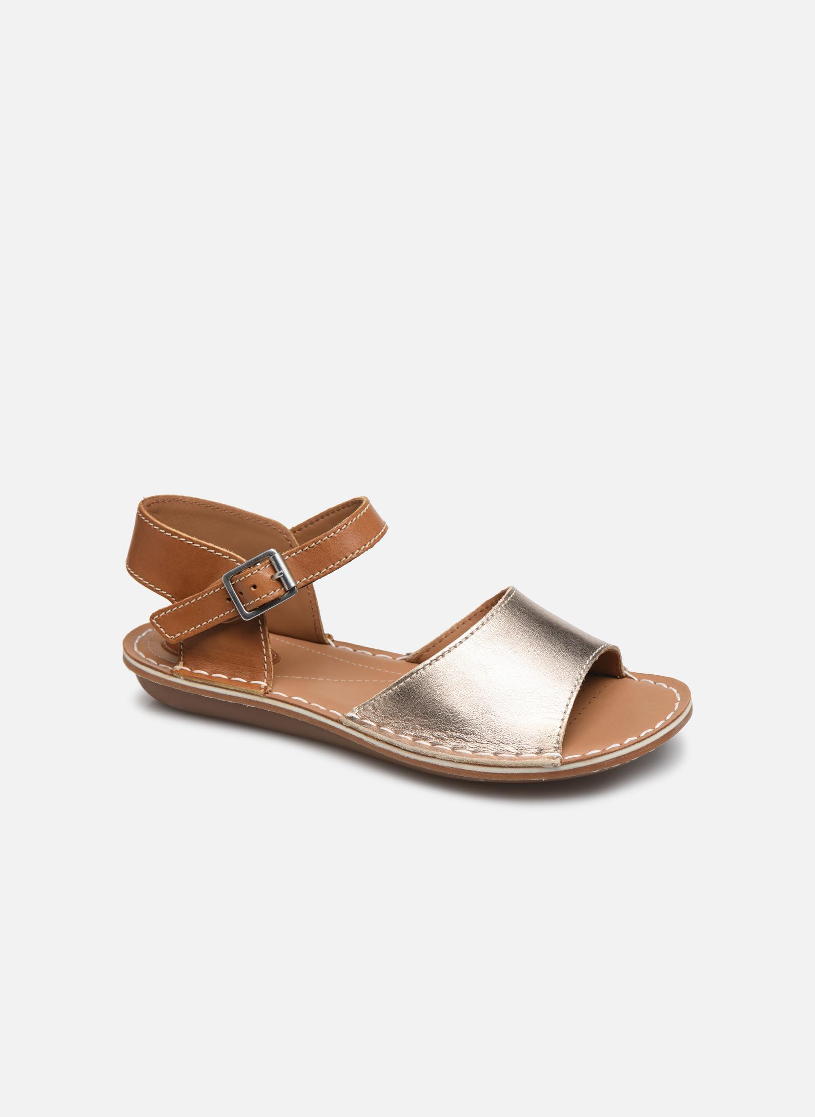 Tustin Sinitta Gold Leather