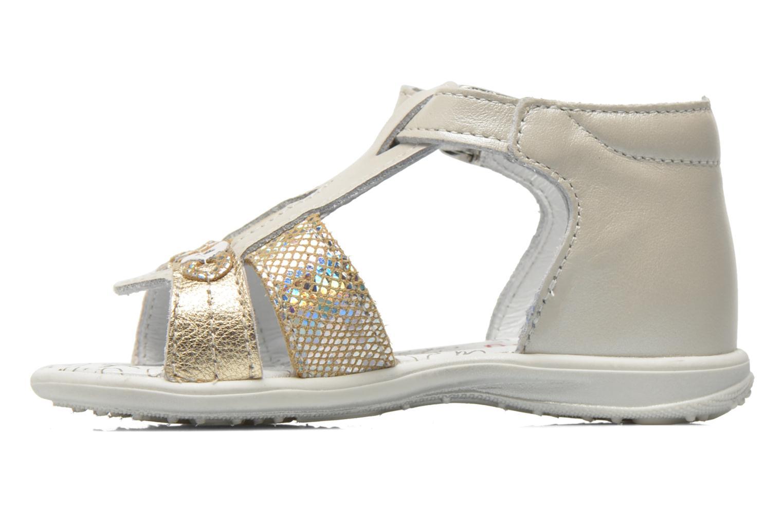 Sandals Bopy Berta Beige front view
