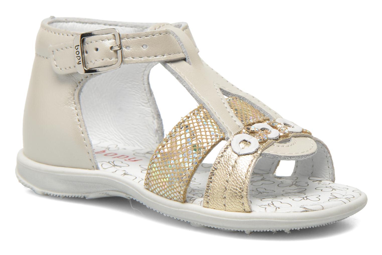 Sandals Bopy Berta Beige detailed view/ Pair view