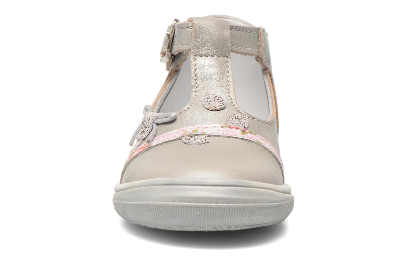 Stiefeletten & Boots Bopy Bitoune grau schuhe getragen