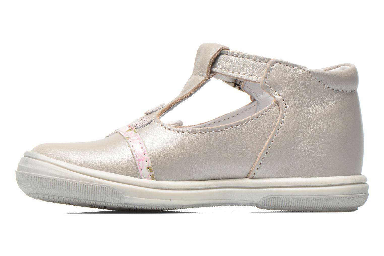 Stiefeletten & Boots Bopy Bitoune grau ansicht von vorne