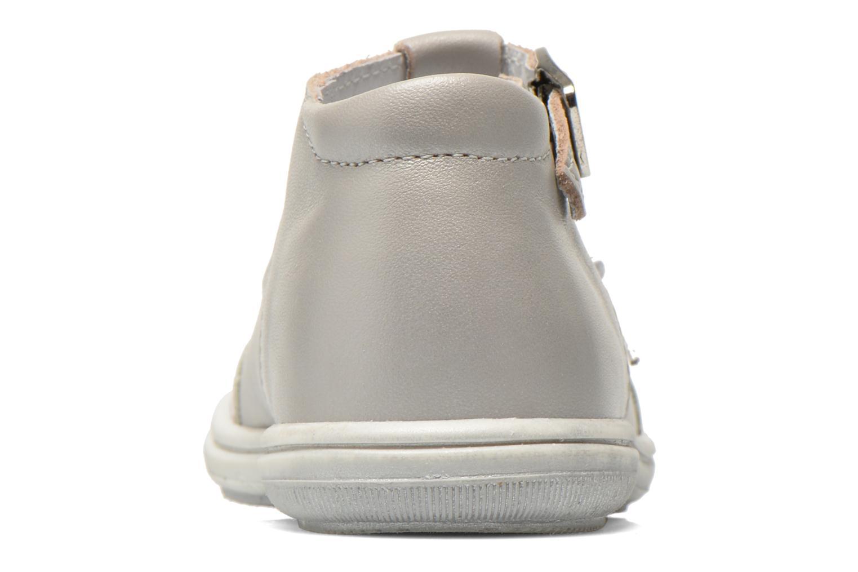 Stiefeletten & Boots Bopy Bitoune grau ansicht von rechts