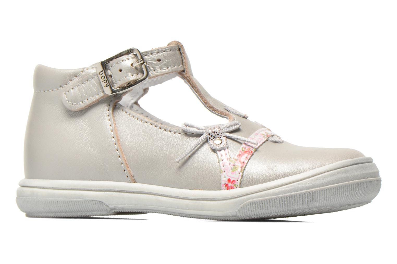 Stiefeletten & Boots Bopy Bitoune grau ansicht von hinten