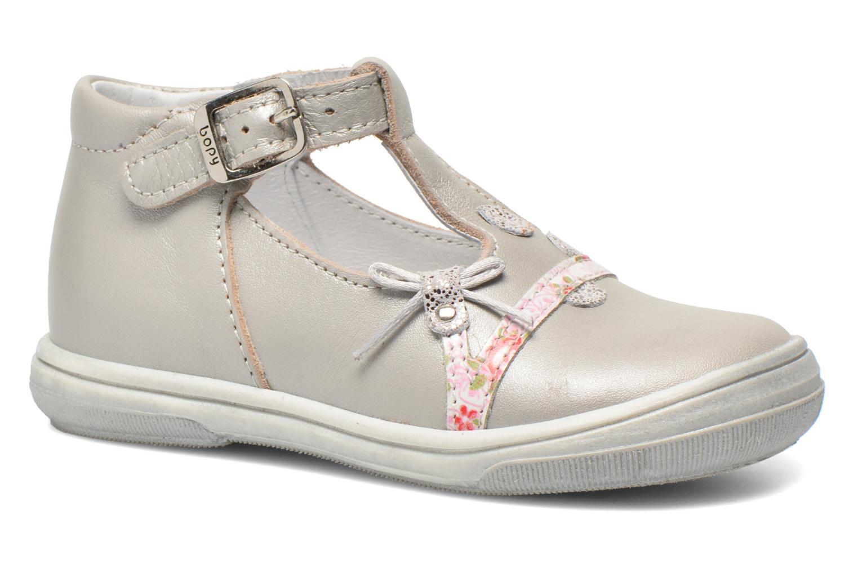 Stiefeletten & Boots Bopy Bitoune grau detaillierte ansicht/modell