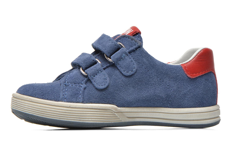 Sneakers Bopy Bladimir Blauw voorkant