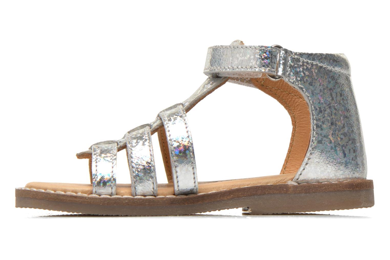 Sandaler Bopy Hapela kouki Silver bild från framsidan
