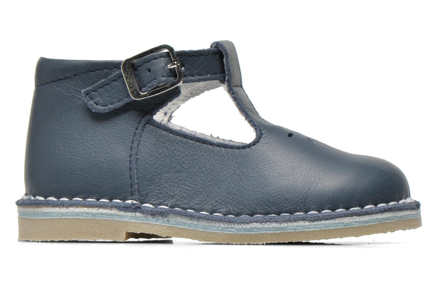 Summer boots Bopy Mapil Blue back view