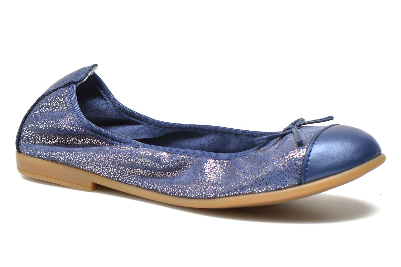 Ballerinas Bopy Sibylle blau detaillierte ansicht/modell