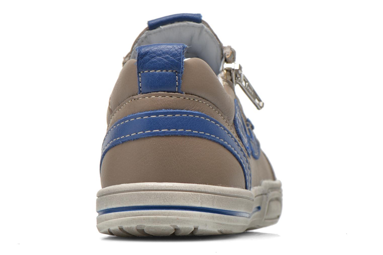 Sneaker Bopy Voclass grau ansicht von rechts