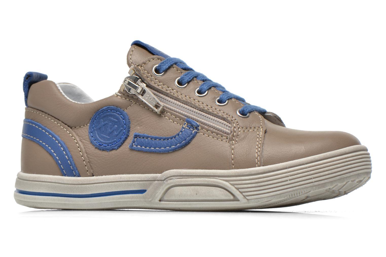 Sneakers Bopy Voclass Grijs achterkant