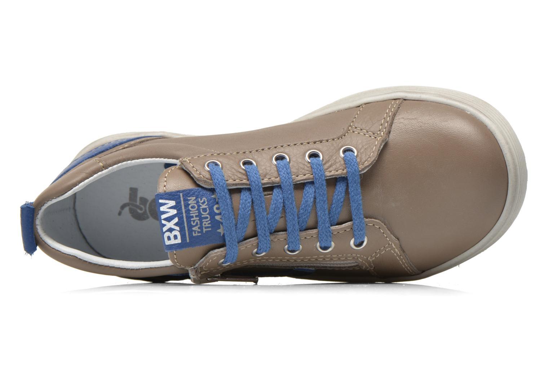 Sneaker Bopy Voclass grau ansicht von links