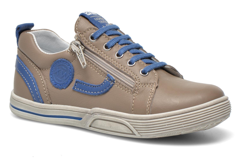 Sneakers Bopy Voclass Grijs detail