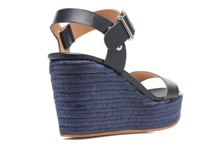 Sandalen Made by SARENZA Menthe Hello #18 blau ansicht von vorne