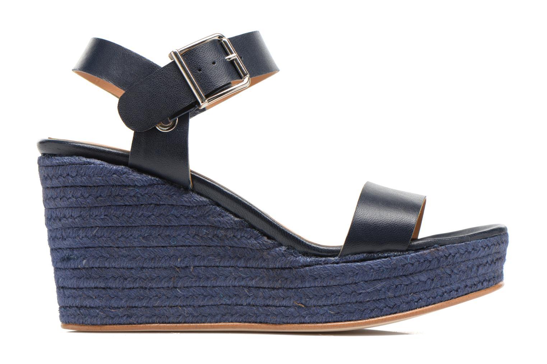 Sandaler Made by SARENZA Menthe Hello #18 Blå detaljeret billede af skoene