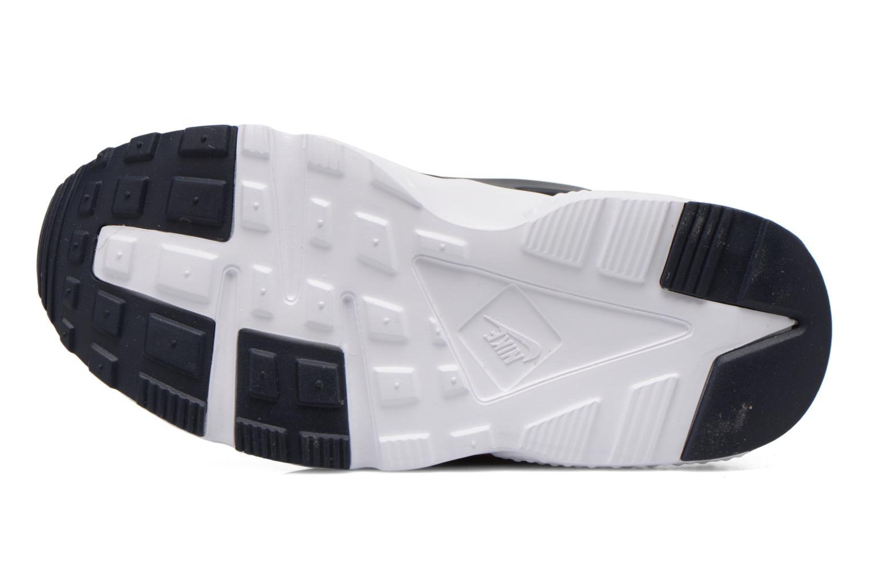 Sneaker Nike Nike Huarache Run Print (Ps) rot ansicht von oben