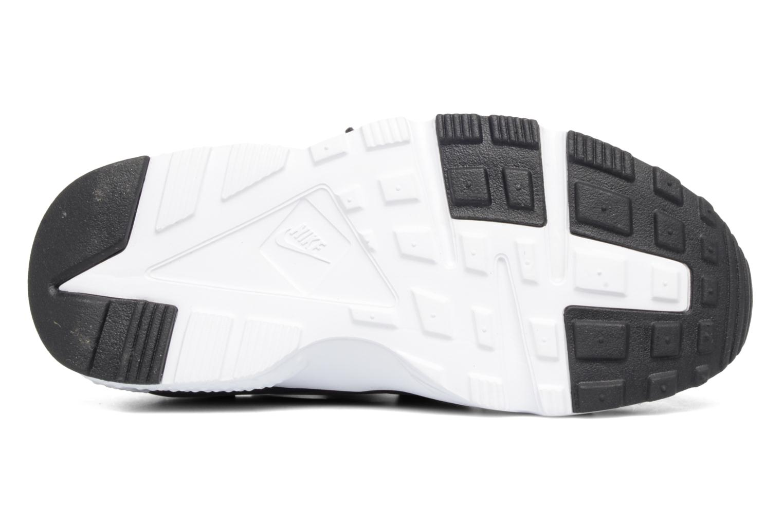 Baskets Nike Nike Huarache Run Print (Ps) Noir vue haut