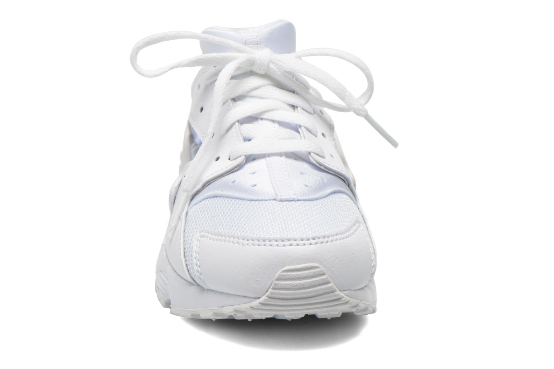 White White-Hypr Vlt-Crt Prpl Nike Nike Huarache Run (Ps) (Blanc)