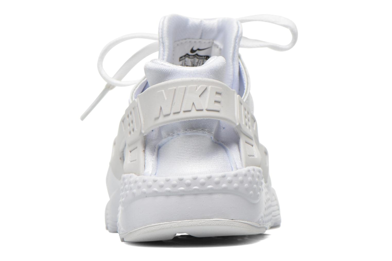 Trainers Nike Nike Huarache Run (Ps) White view from the right