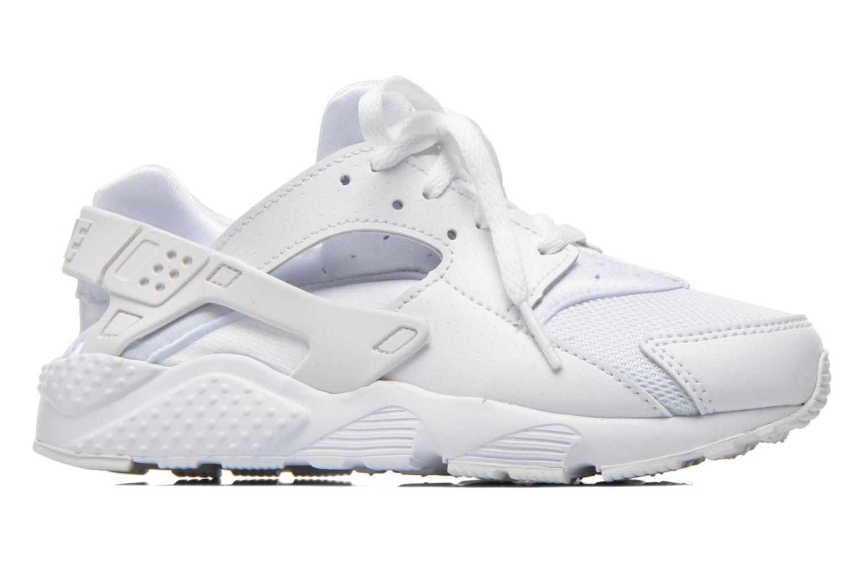 Trainers Nike Nike Huarache Run (Ps) White back view