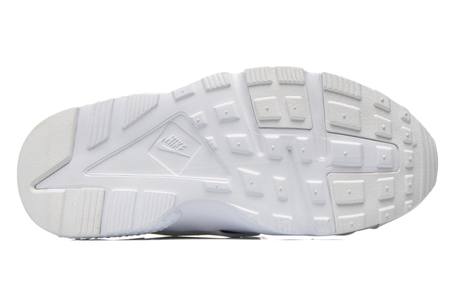 Baskets Nike Nike Huarache Run (Ps) Blanc vue haut