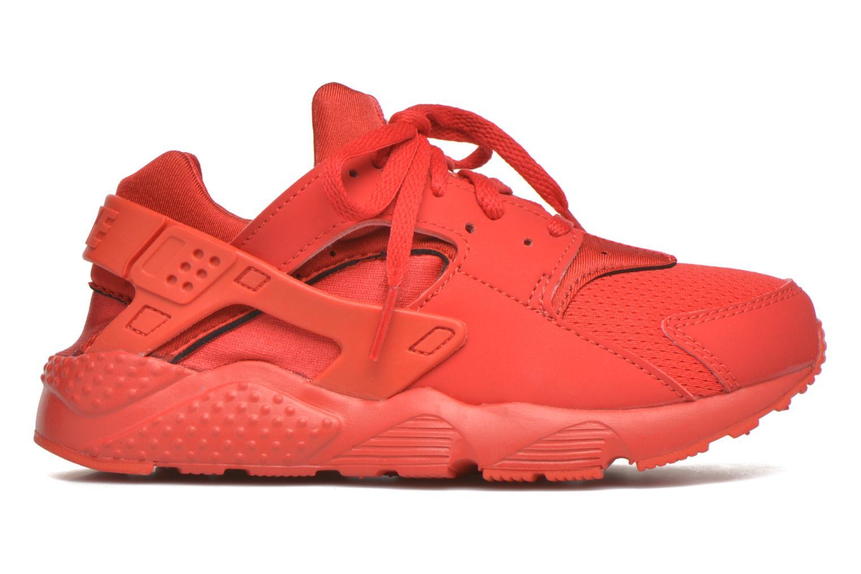 Sneaker Nike Nike Huarache Run (Ps) rot ansicht von hinten