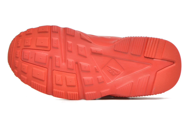 Sneaker Nike Nike Huarache Run (Ps) rot ansicht von oben