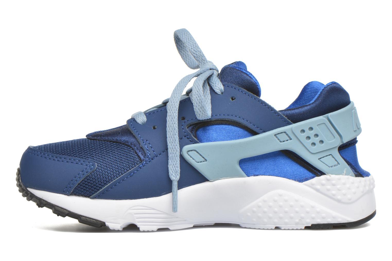 Sneaker Nike Nike Huarache Run (Ps) blau ansicht von vorne