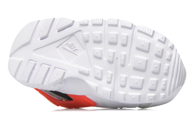 Nike Huarache Run (Td) WhtTtl Crmsn-Blck-Dk Prpl Dst