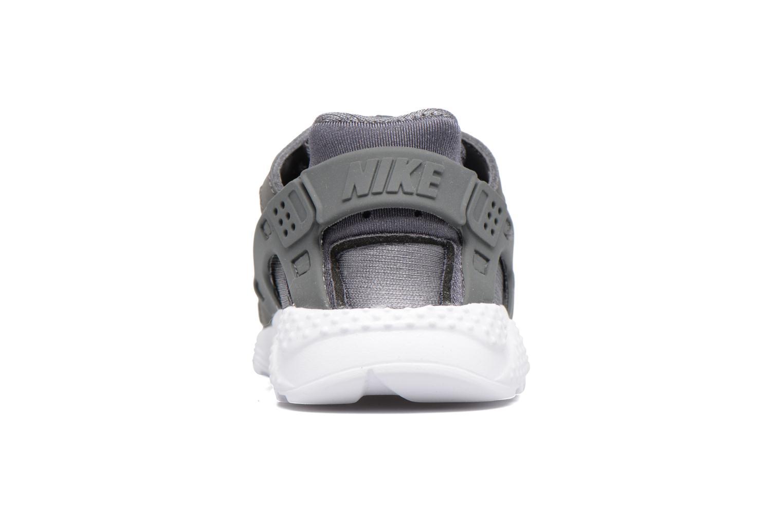 Nike Huarache Run (Td) Dark Grey/Dark Grey-White-Black