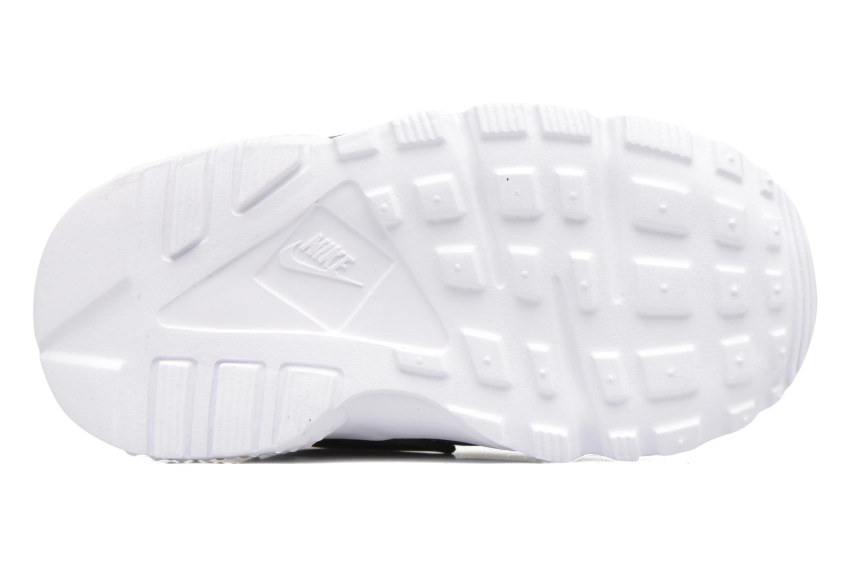 Deportivas Nike Nike Huarache Run (Td) Gris vista de arriba