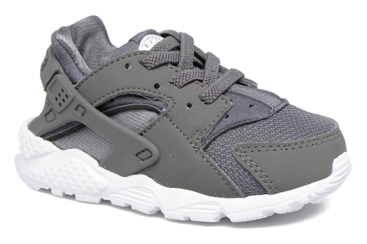 Nike Huarache Run (Td) Dark Grey/Dark Grey-White-Black