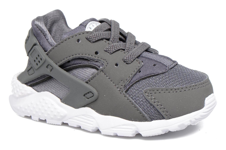 Sneakers Nike Nike Huarache Run (Td) Grå detaljeret billede af skoene