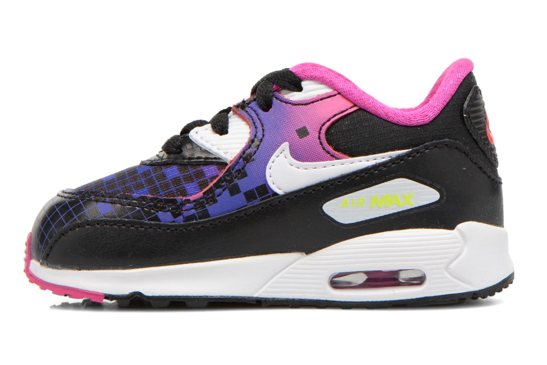 Sneakers Nike Air Max 90 Prem Mesh (Td) Zwart voorkant