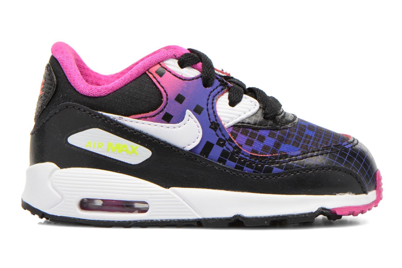 Sneakers Nike Air Max 90 Prem Mesh (Td) Zwart achterkant