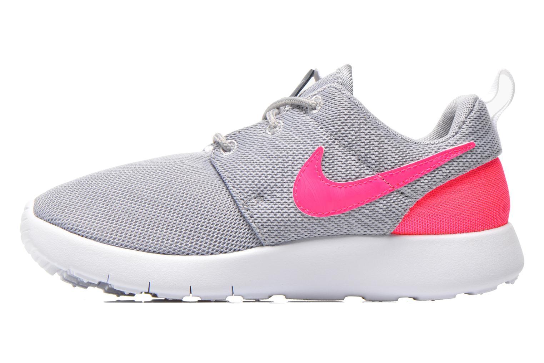 Deportivas Nike Roshe One (Ps) Gris vista de frente