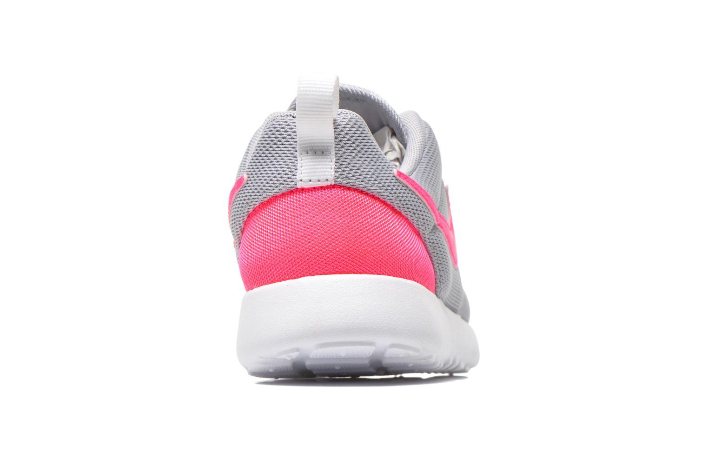 Deportivas Nike Roshe One (Ps) Gris vista lateral derecha