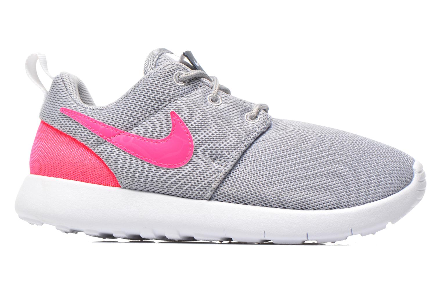Wolf Grey/Hypr Pink-Cl Gry-Wht Nike Roshe One (Ps) (Gris)