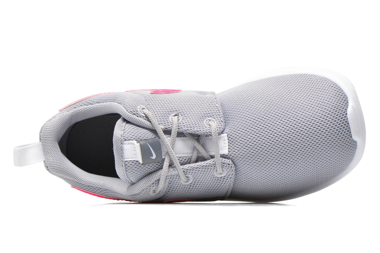Deportivas Nike Roshe One (Ps) Gris vista lateral izquierda