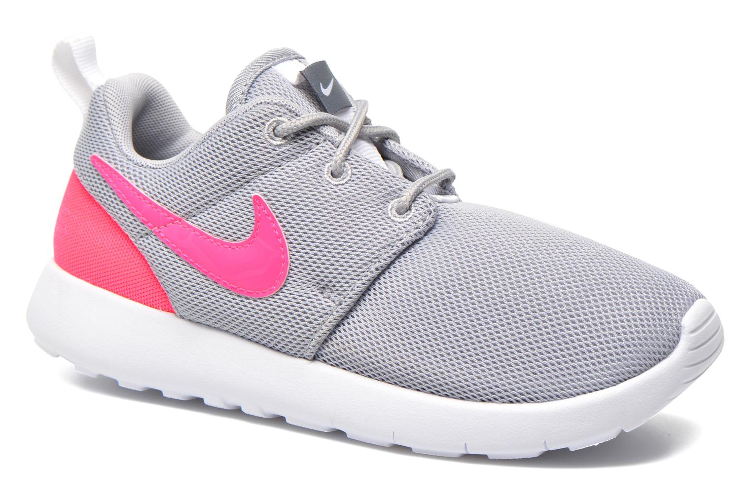 Trainers Nike Roshe One (Ps) Grey detailed view/ Pair view